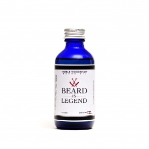 Noble Woodsman Beard Oil