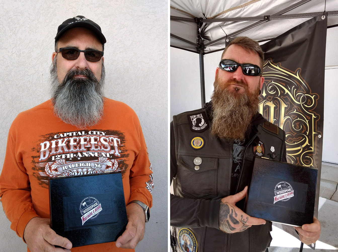 mens grooming, best of raleigh, Beard Championship, beard oil, raleigh, harley davidson,